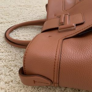 Authentic TOD's Double T shopping Bag